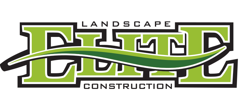 Elite Landscape Construction full color logo