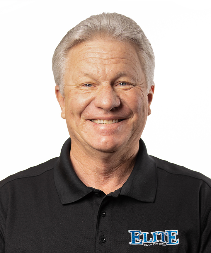 Employee headshot of Randy Regier
