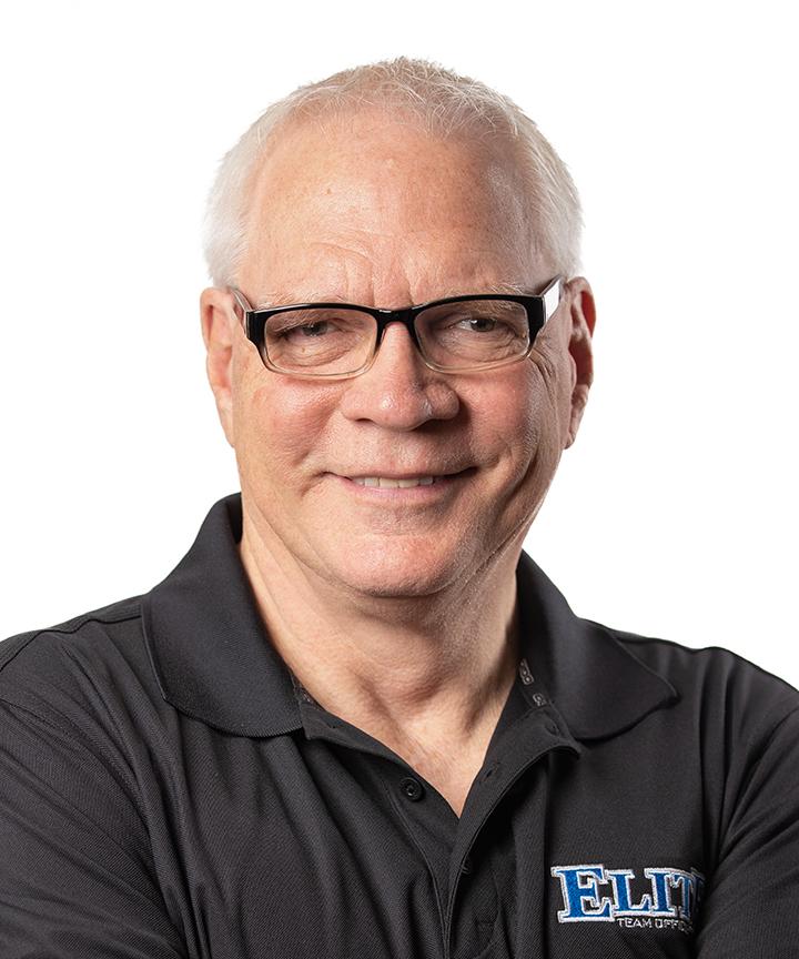 Employee headshot of Ron Kerr