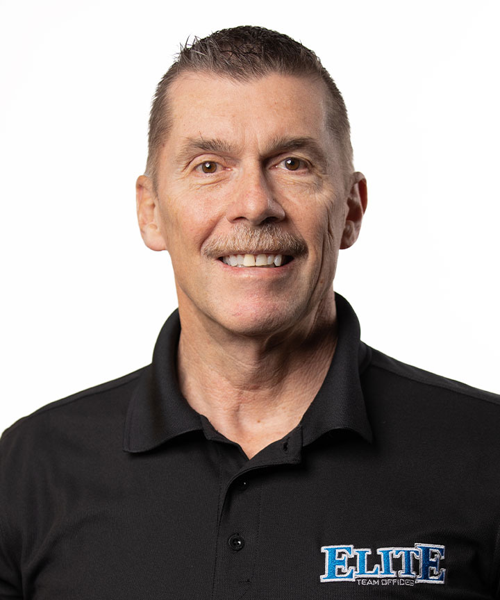 Employee headshot of Tom Spradling