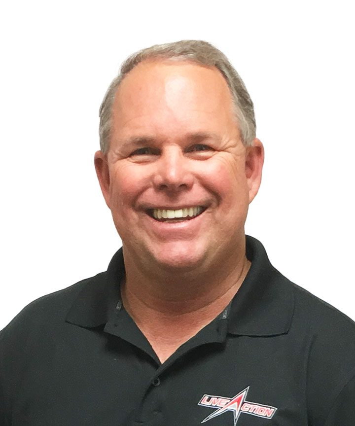 Board of Directors headshot of Bobby Tracy